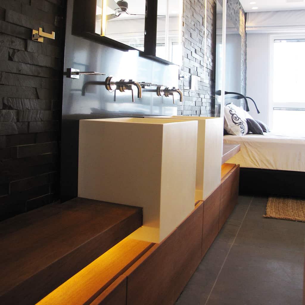 bath rooms